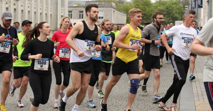 Southampton Half Marathon and 10k 2015